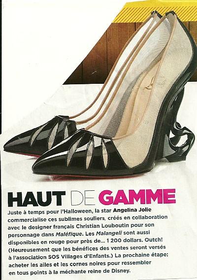 angolina shoes